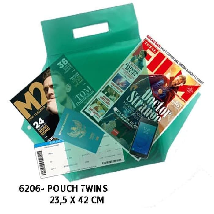 Pouch twins - 6206