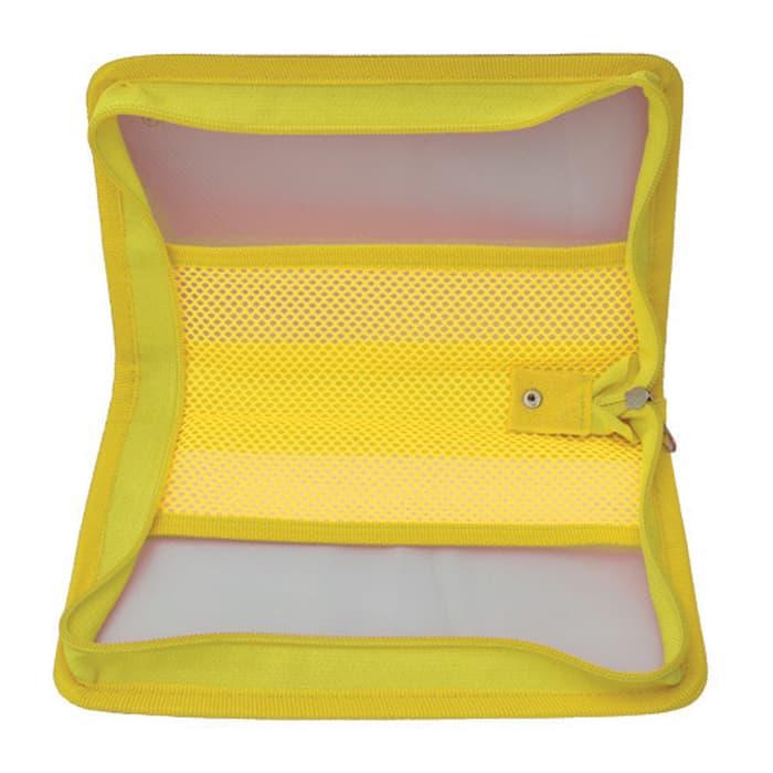 Bambi 5320-96 Zipper pocket mini - kuning