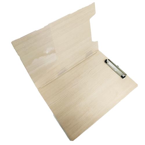 Clipboard Cream Wood - 1700CW