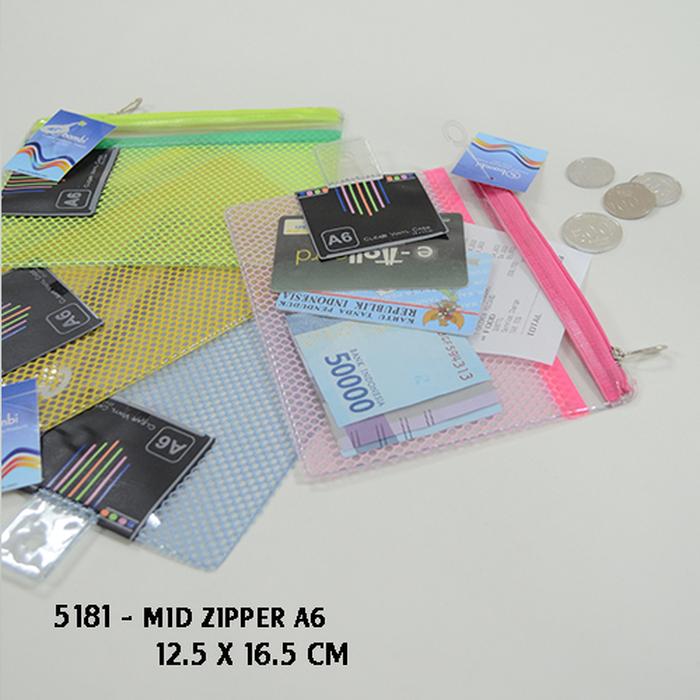 Mid Zipper A6 5181
