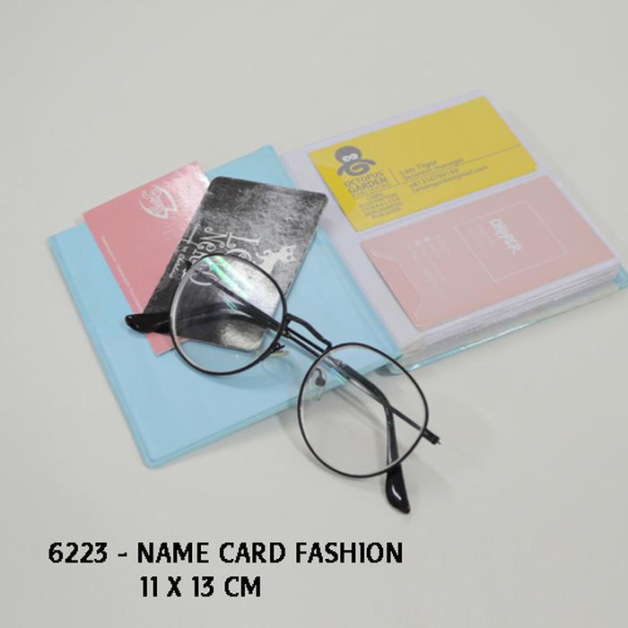 Name Card Fashion 6223