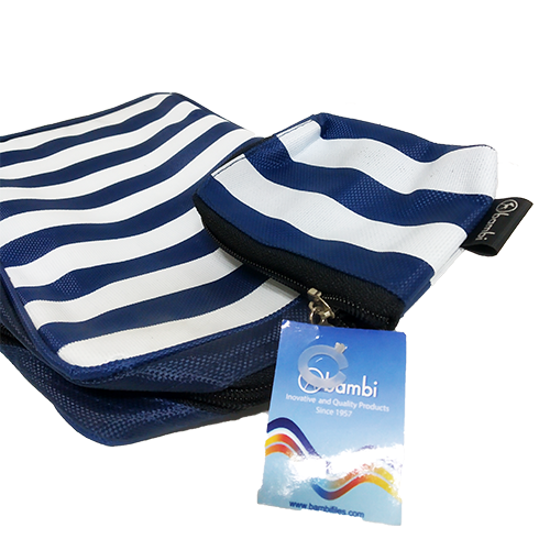 Strip Pouch 2 in 1 Parrot - 5853