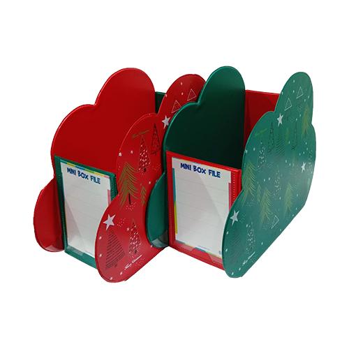 Box File Moonstone - 6134N 14 Edisi Spesial Natal - Green