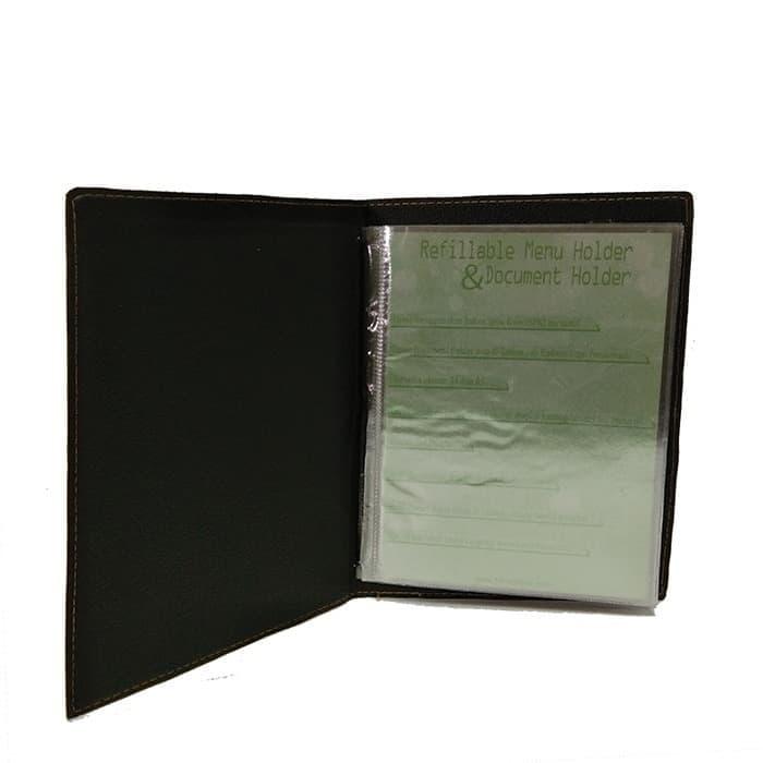 Refillable Menu Holder & Document Holder A5 - 7102