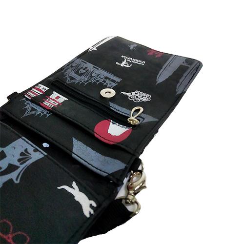 Travel pouch Thumper - Black - 5890